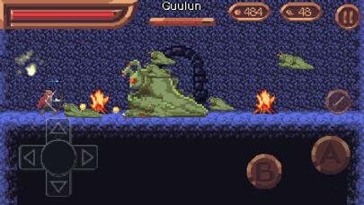 Screenshot from Unbroken Soul