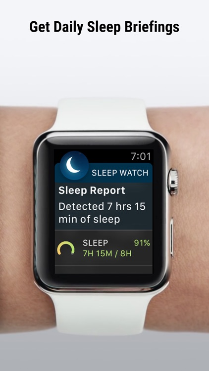 Sleep Watch by Bodymatter screenshot-7