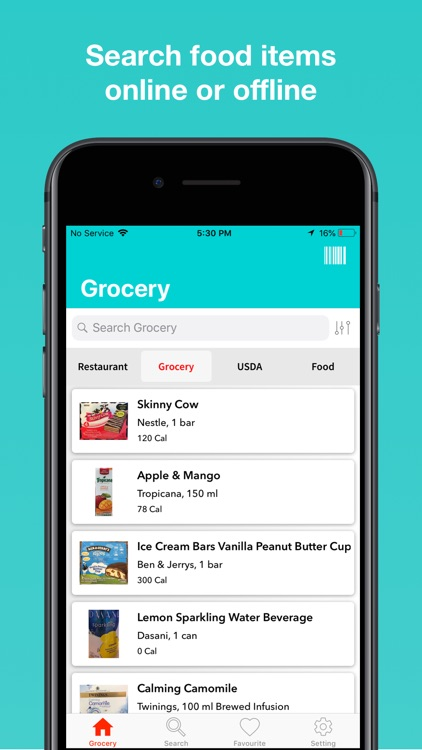 FoodPoints - Nutrition Tracker