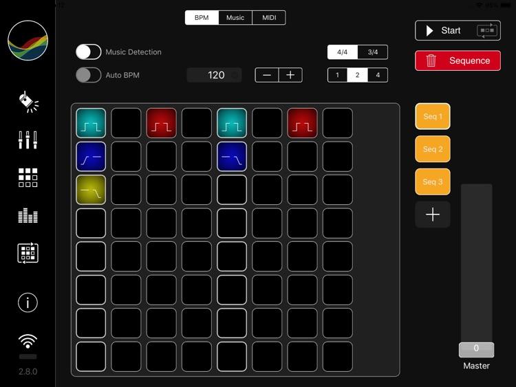 StageLight - DMX Controller screenshot-6