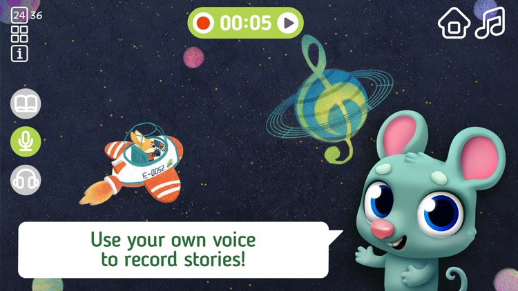 Little Stories. Bedtime books screenshot-3