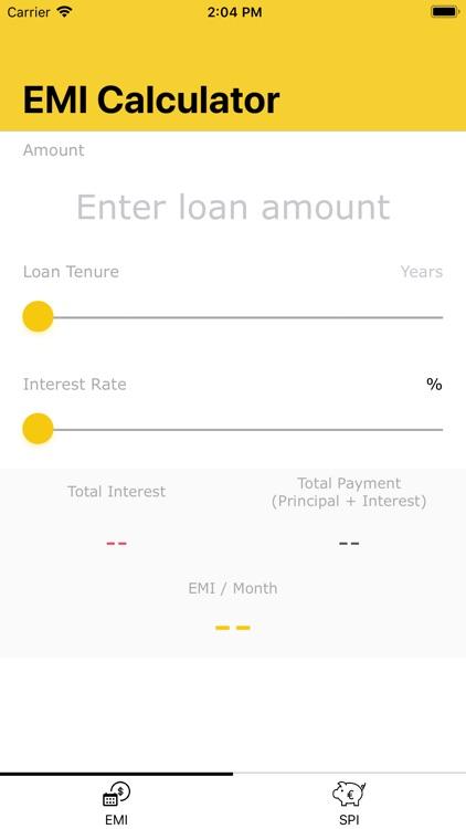 Finance-Calculator