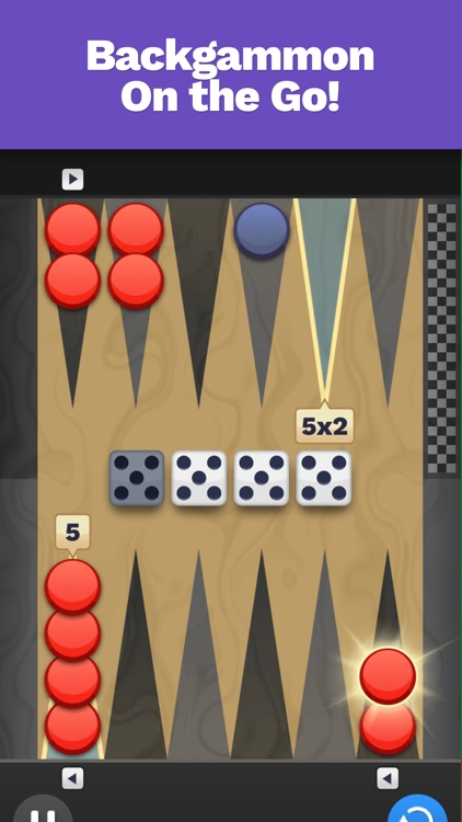 Backgammon Blitz screenshot-0