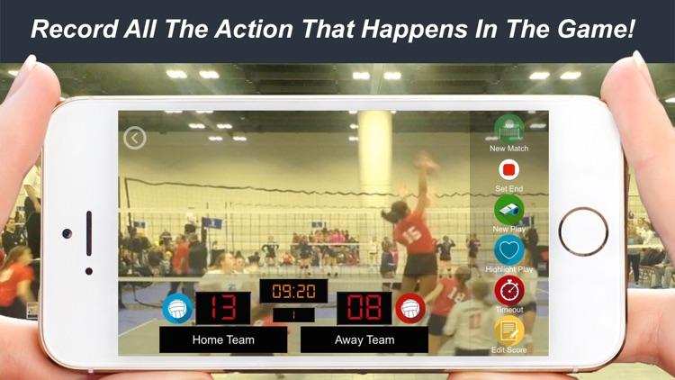 ezReelz Volleyball screenshot-0