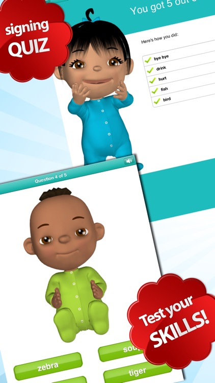 Baby Sign and Learn ASL Pro screenshot-3