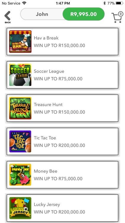 SA National Lottery screenshot-5