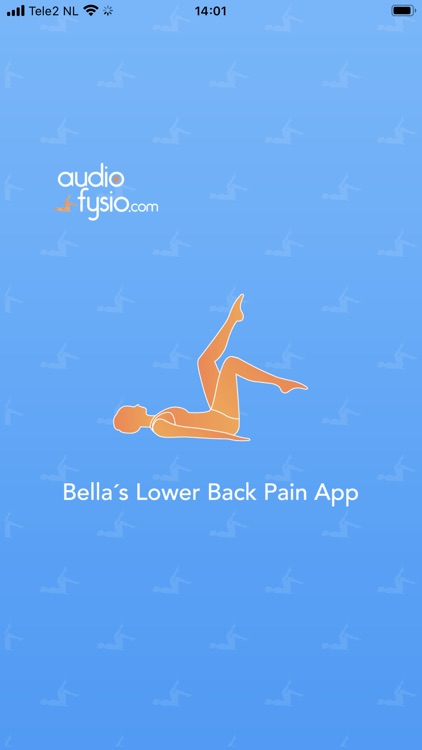 Bella's Lower Back Pain App