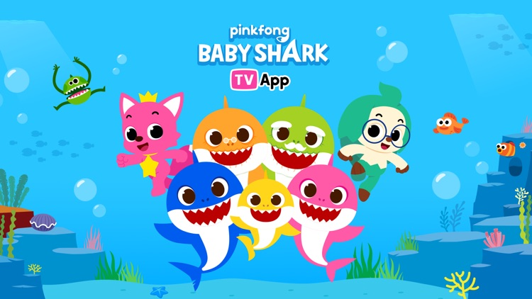 Baby Shark TV: Videos for kids screenshot-0