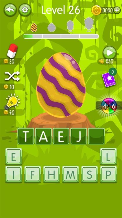 Word Monsters: Word Game screenshot-4