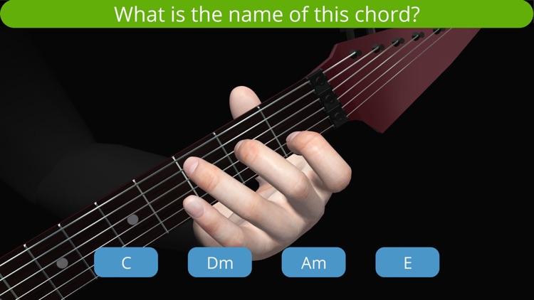 Guitar 3D - Basic Chords screenshot-5