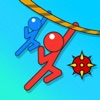 Rope Hero -Puzzle Physics Game - iPadアプリ