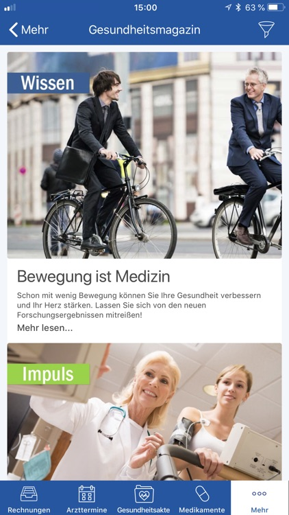 UKV - Meine Gesundheit screenshot-5