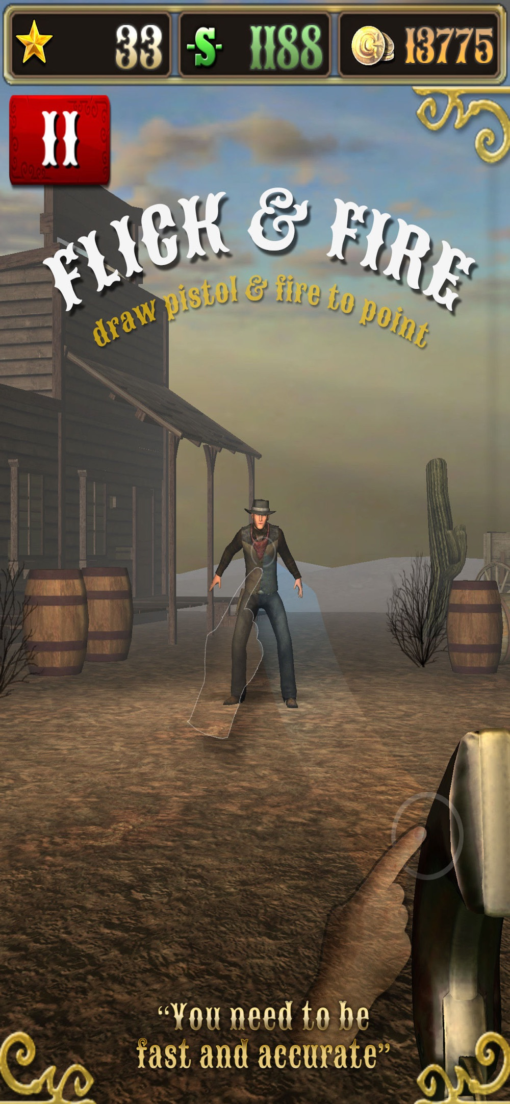 Bounty Hunt: Western Duel Cheat Codes
