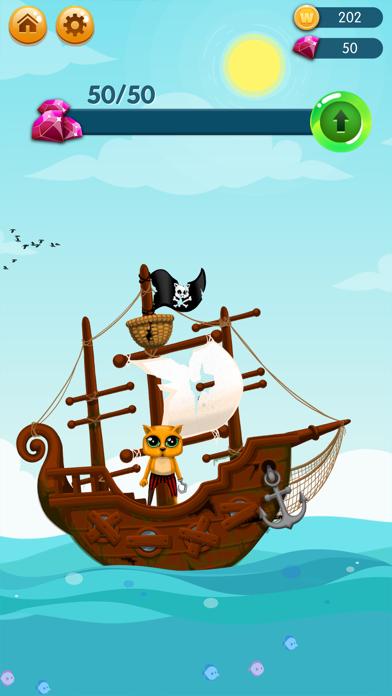Word Pirates: Word Search Game screenshot 3