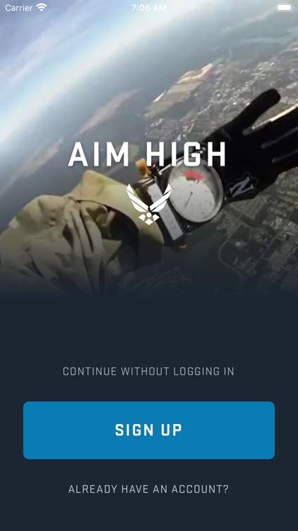 Aim High Air Force screenshot-5
