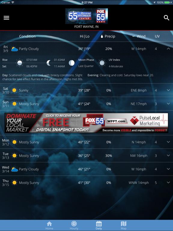FOX 55 Severe Weather Center   App Price Drops