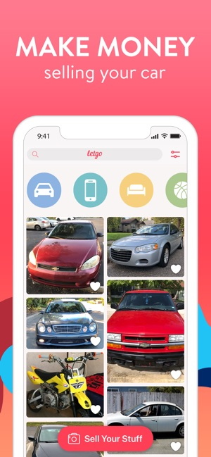 dcc0d4814d letgo  Buy   Sell Used Stuff on the App Store