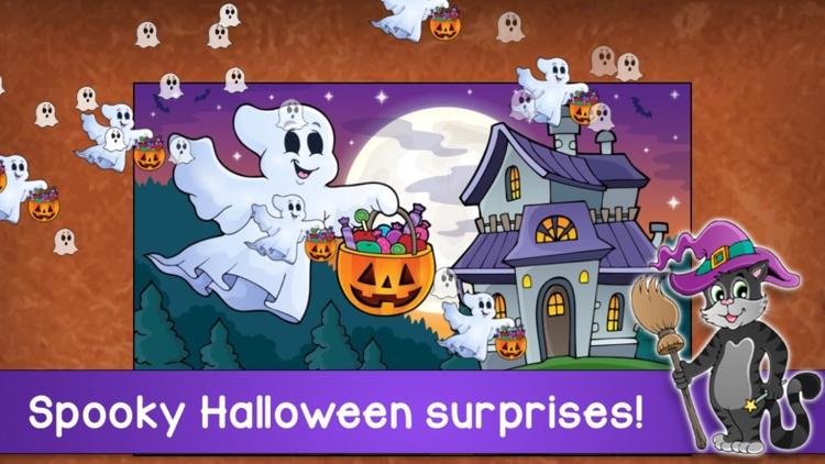 Super Puzzle Kids Jigsaw Game screenshot-3