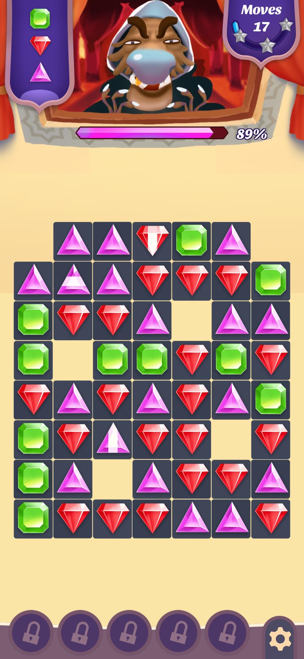 Jewel King: Diamond Smash hack tool