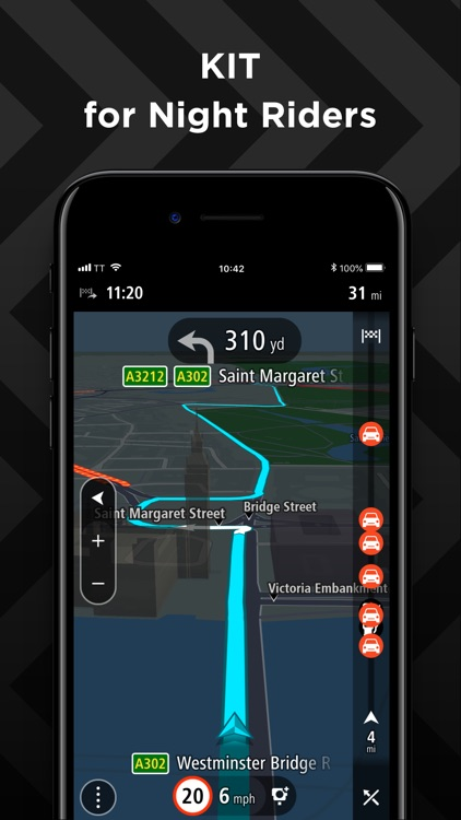 TomTom GO Navigation screenshot-5