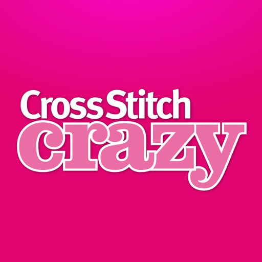 Cross Stitch Crazy Magazine icon