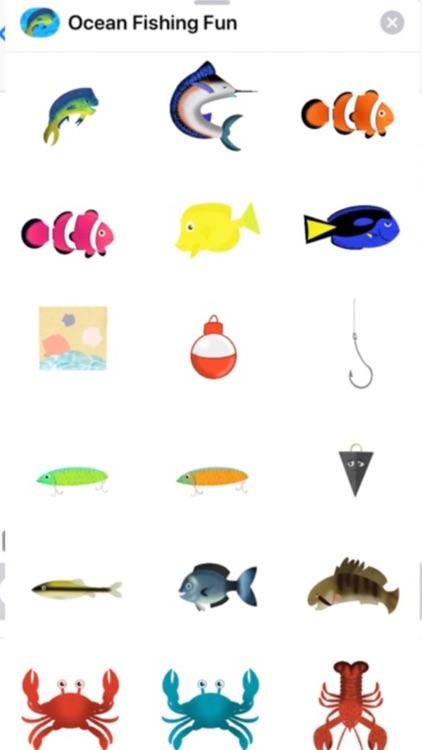 Ocean Fishing Fun screenshot-4
