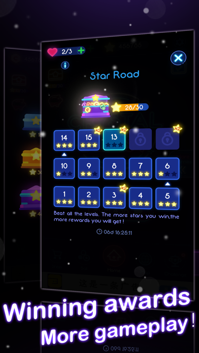 Crystal Blast - Brick Balls screenshot 4