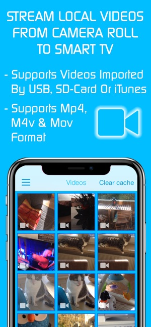 Video & TV Cast | Samsung TV on the App Store