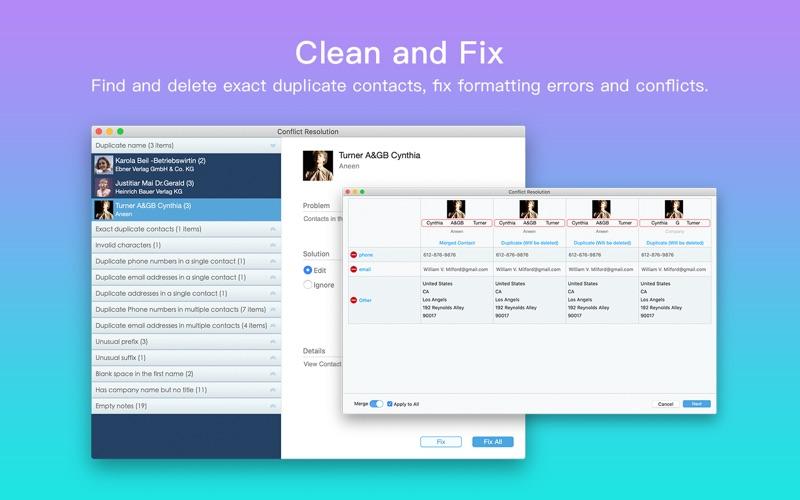 ContactsMate Screenshots