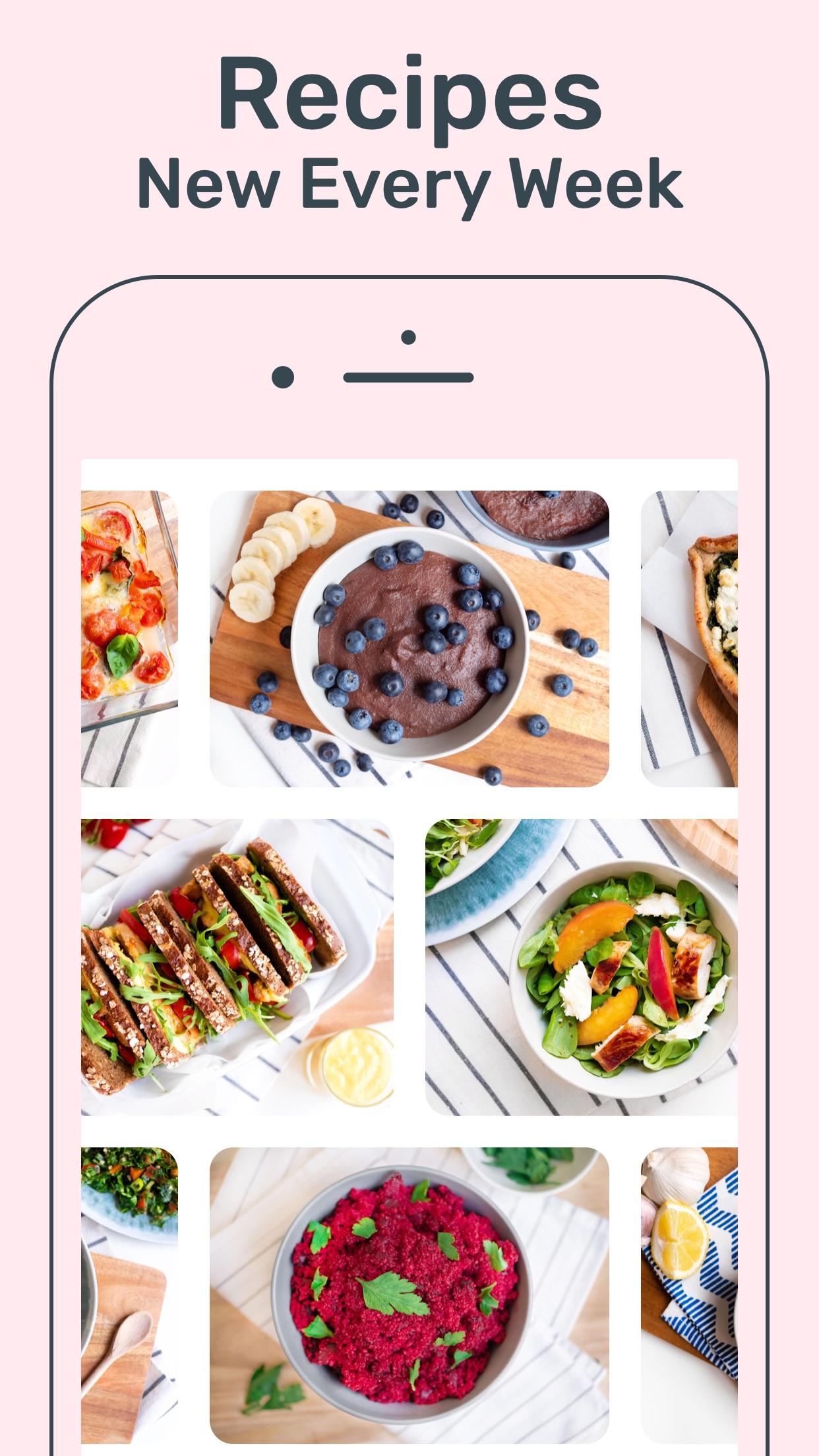 YAZIO: Calorie Counter App Screenshot