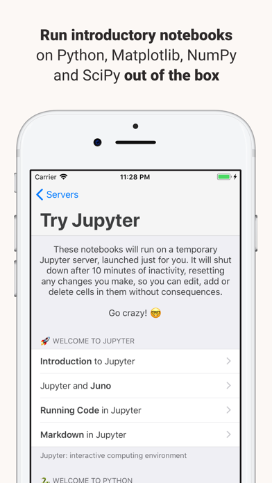 Juno for Jupyter by Rational Matter (iOS, United States