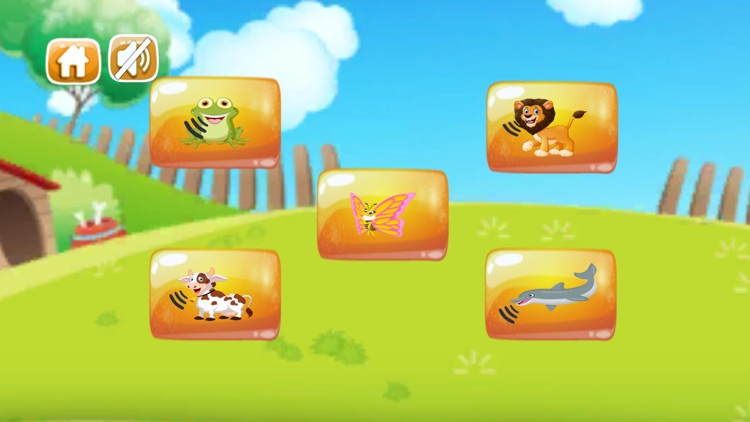 Animal World - enjoy learning screenshot-6