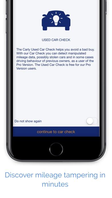 Carly for BMW Screenshot