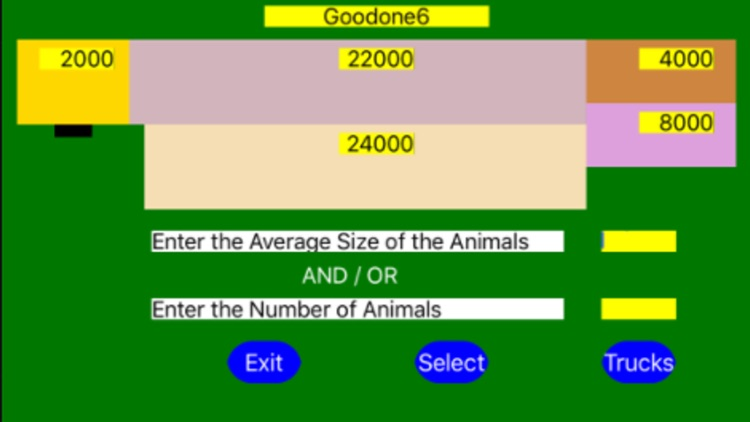 Livestock Truck Allocation