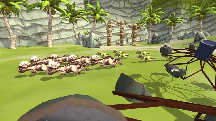 VR Jurassic Dino Park World screenshot-6