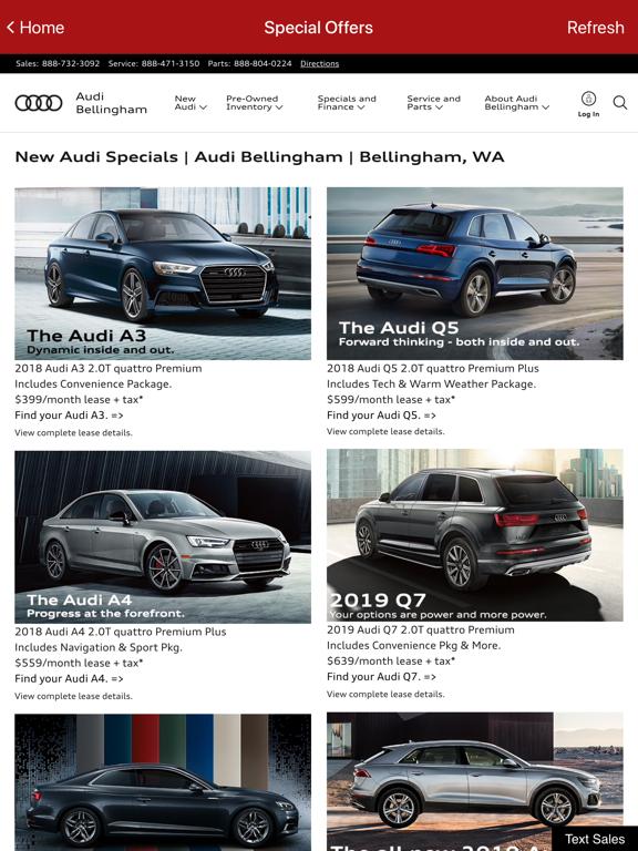 Audi Bellingham | App Price Drops