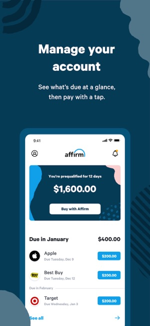Affirm: A better way to pay on the App Store