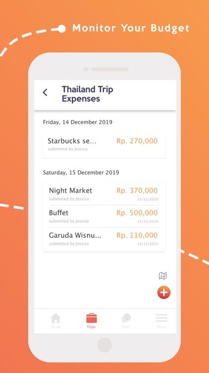 WaktuIN : Travel Planner screenshot-7