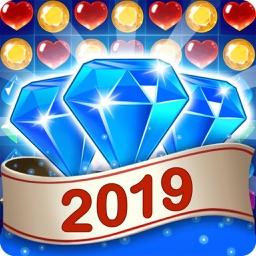 Jewels & Gems - Match 3 Games
