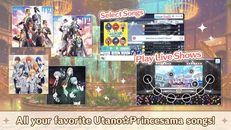 Utano Princesama: Shining Live screenshot-0