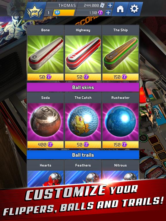 Williams™ Pinball screenshot 14