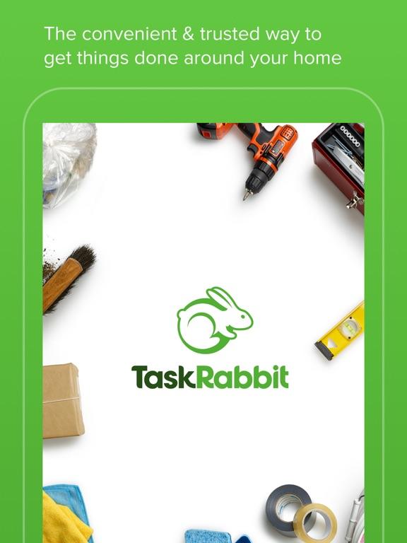 TaskRabbit - Chores Done Today screenshot