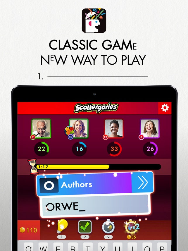 Scattergories On The App Store