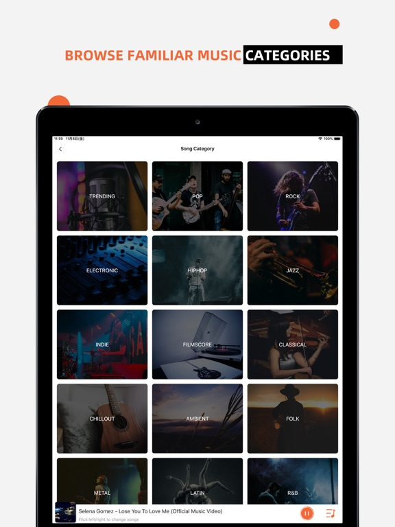 Musi - Music Streaming screenshot 9