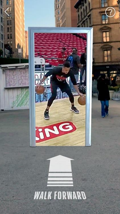 NBA AR Basketball screenshot-3