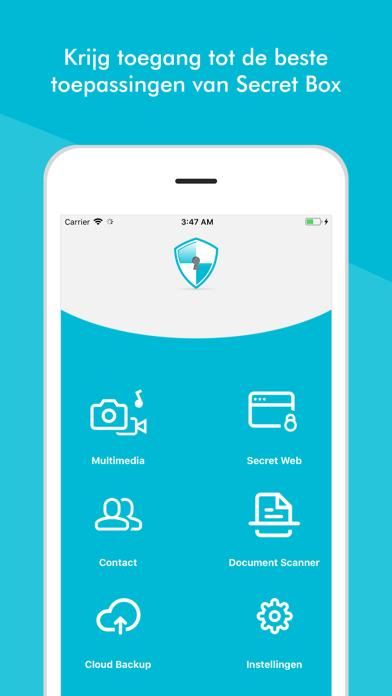 Screenshot for Secret Box - Pro in Netherlands App Store
