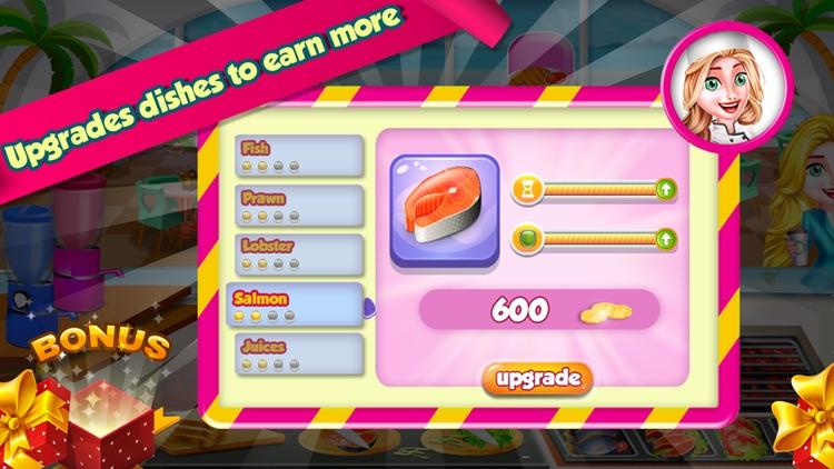 Seafood Crazy Cooking Game screenshot-3