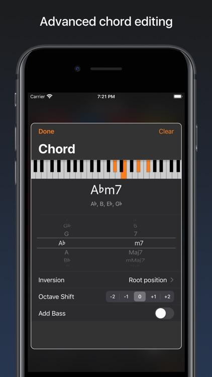 ChordPadX screenshot-3