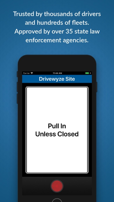 Drivewyze Screenshot