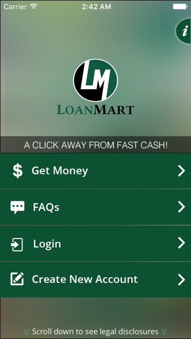 LoanMartScreenshot of 2